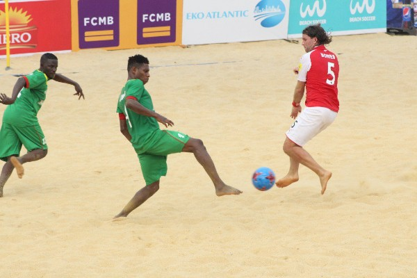 COPA Lagos: Arsenal, Spain Secure Opening Day Wins Over Kebbi, Lebanon