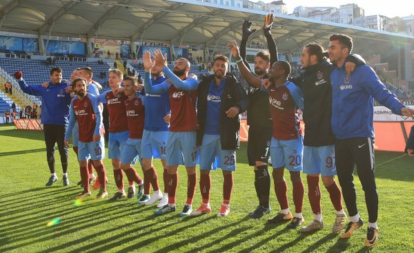 Onazi Stars In Trabzonspor's Fourth Straight League Win Vs Omeruo, Eduok's Kasimpasa
