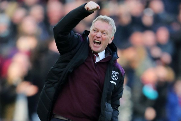 Moyes: Man City Defeat Spurred West Ham To Victory Over Chelsea