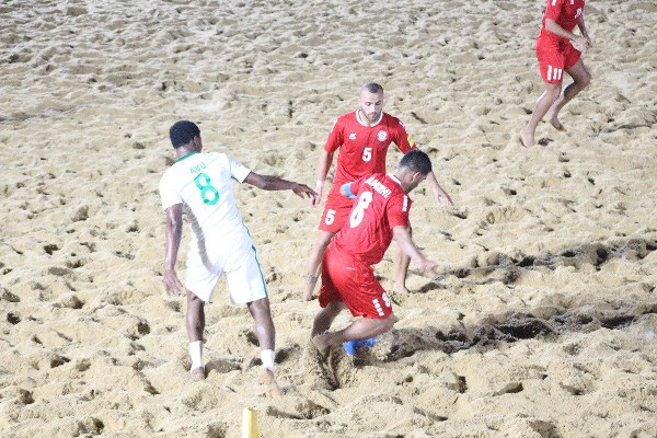 COPA Lagos: Sand Eagles Overcome Lebanon As Pepsi Academy Shock Arsenal