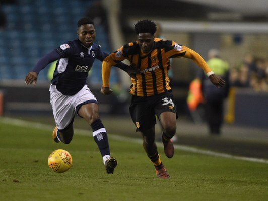 Aina Rated Highly In Hull City Win Vs Brentford