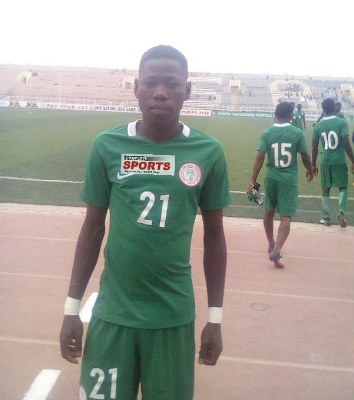 Home Eagles New Boy, Faleye: I'm Happy To Make My Mom  Proud With Goal Vs Enyimba