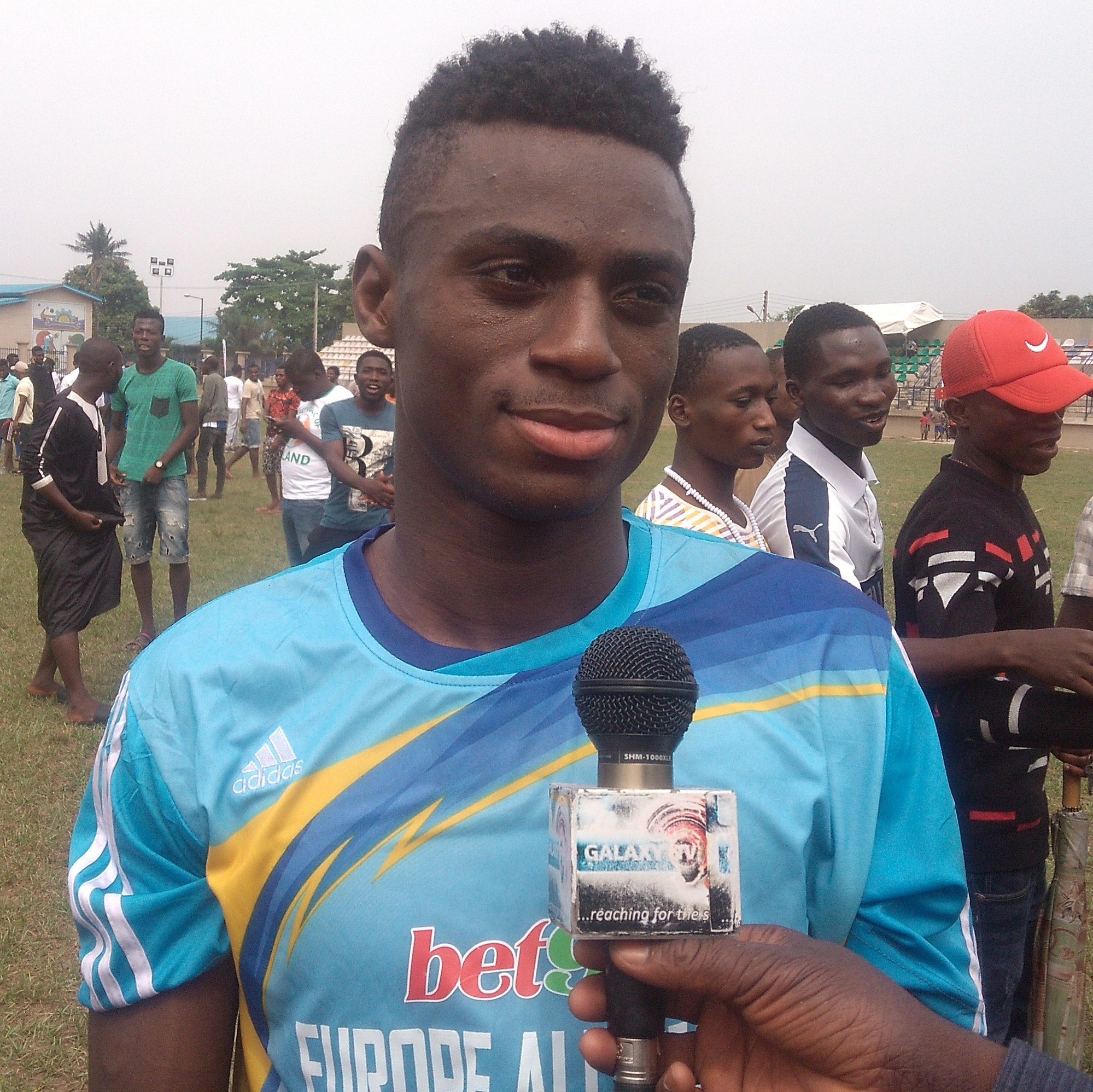 INTERVIEW: I Want To Score Lots Of Goals For FC Zurich – Odey