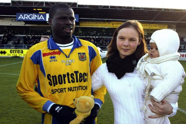 Eboue: How I Lost All My Millions To My Ex-Wife