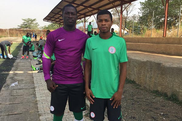 Enyimba Youngster Udoh Dreams Of Spot In Home Eagles CHAN Squad