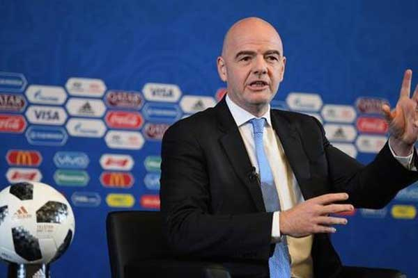 Presdient Infantino Reveals FIFA To Review Monthly Ranking System, Denies 'Corruption' Tag