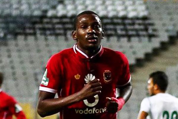 Al Ahly Omit Ajayi's Name From 2018/2019 Squad Over Injury