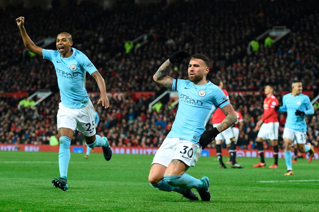 Man City Extend Winning Run With Derby Win Over Man United