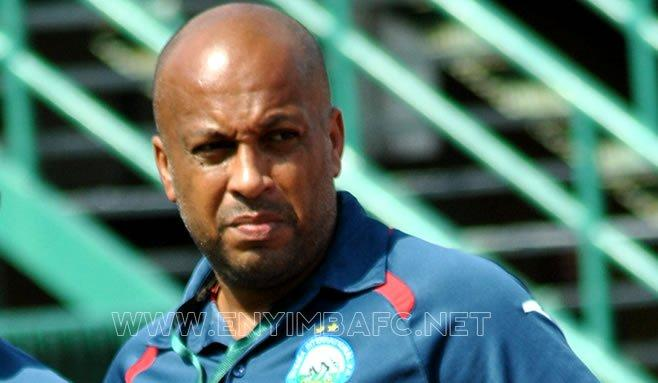 Flying Eagles Coach Aigbogun Resigns As Enyimba Gaffer