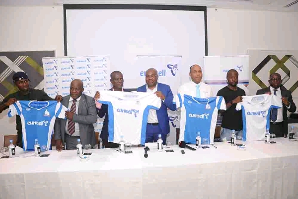 Rivers United Unveil New Jerseys For 2017/2018 NPFL Season