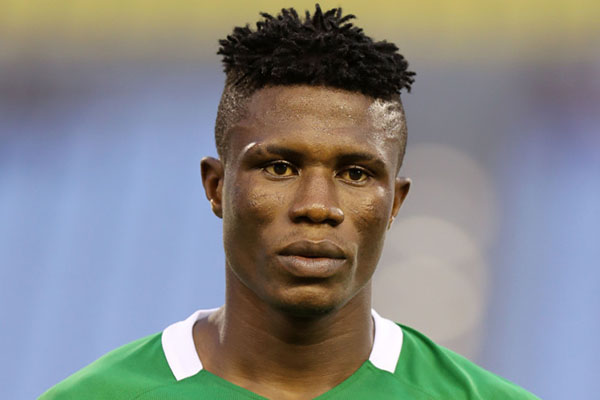 """Eze """"Disappointed"""" To Be Dropped From Super Eagles World Cup Squad"""