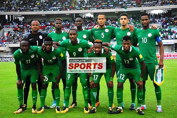 Super Eagles Poland Camp To Open On Monday