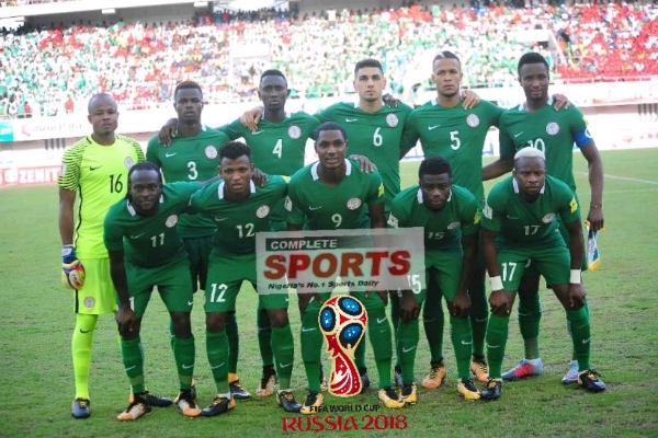 Salami: Argentina, Croatia Can't Stop Super Eagles At Russia 2018