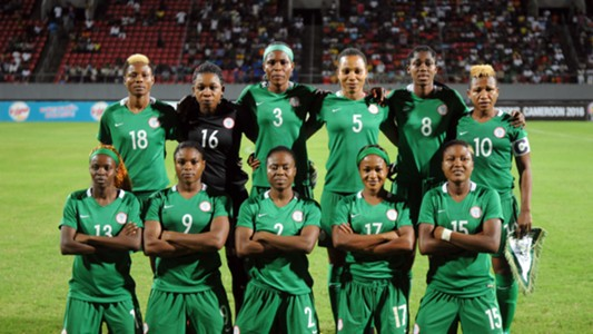 Inactive Super Falcons Drop In FIFA Ranking, Still Top In Africa