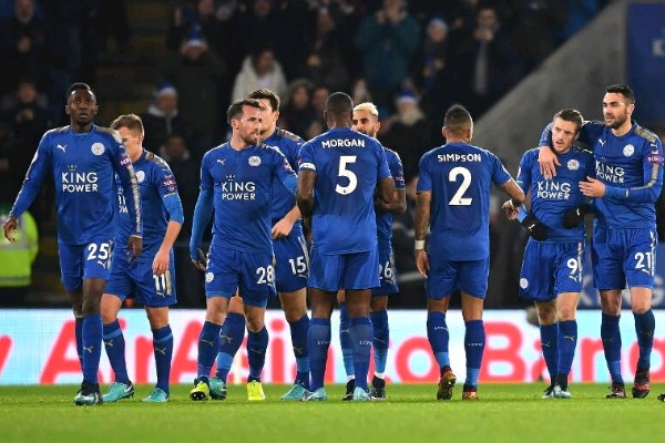 Ndidi Hails Leicester's 'Great Spirit' In Home Draw With Man United
