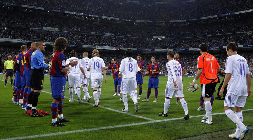 Barcelona Reveal Reasons Why They Will Not Mount Guard Of Honour For Real Madrid In El Clasico