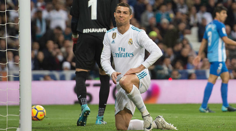 Cristiano Ronaldo Doubtful For El Clasico After Missing Wednesday Training