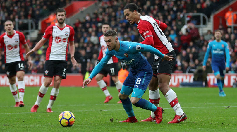 Wenger Assures Ramsey's Hamstring Not Serious But He'll Miss West Ham Game