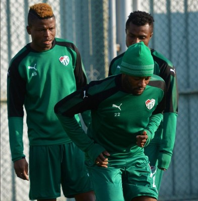 Agu Scores, Troost-Ekong In Action As Bursaspor Crash In Turkish Cup