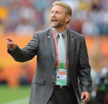 NFF Name Former Sweden Boss Dennerby As New Super Falcons Coach