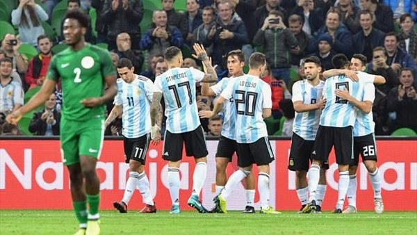 """Di Maria Confident """"Greatest Player"""" Messi Will Win 2018 World Cup With Argentina"""