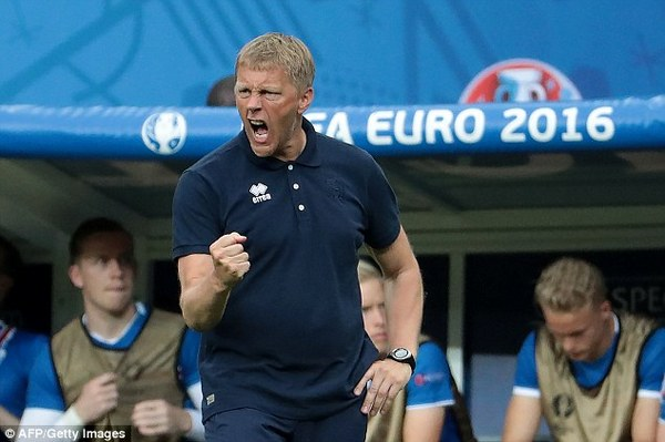 Iceland Manager Hallgrimson Non Committal To New Contract Negotiation, Weighs Scotland's Offer