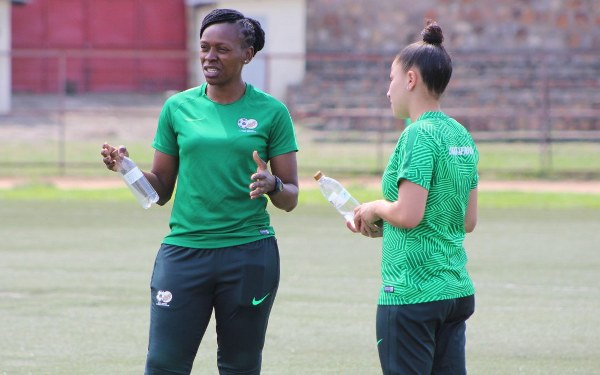 South Africa Coach: Why We Lost To Falconets, We Can Win In Benin