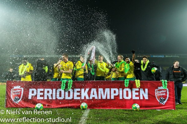 Oliseh Happy To Win Period 2 Title With Fortuna Sittard