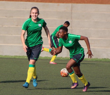 South Africa's Daweti ‎Confident Basetsana Will Beat Falconets On Aggregate  For U-20  W/Cup Ticket