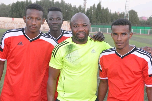 Amuneke Records First Win As Al Khartoum Watani Edge Shabia In Friendly