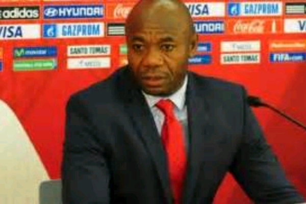 Amuneke Assumes Work At Al Khartoum Watani, Oversees Training Session​ Tuesday