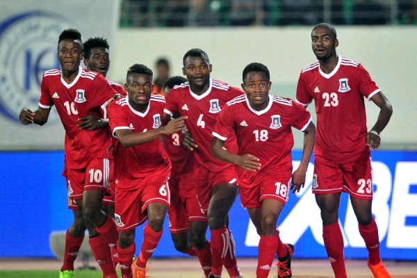 CHAN 2018: Equatorial Guinea Coach Blames Referee For Defeat To Nigeria