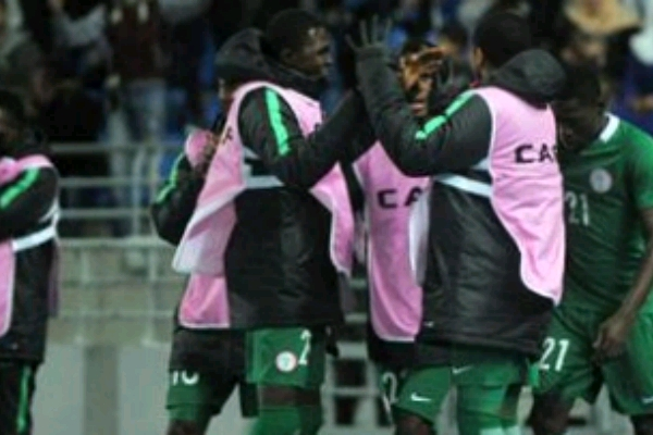 CHAN: Home Eagles Outclass Equatorial Guinea, Reach Quarter-Finals, Win Group
