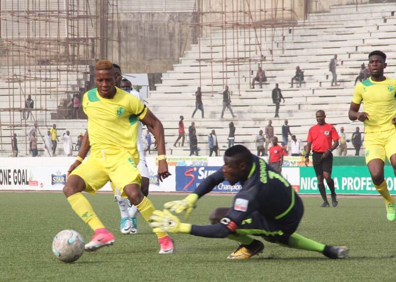 NPFL:  Plateau United, MFM Clash In Jos, Rivers United Host Enyimba