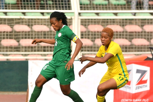 Falconets Placed In Pot 2 For U-20 Women's World Cup Draw