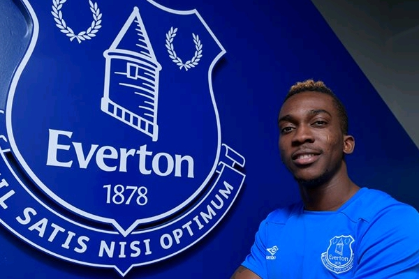 """Onyekuru Hopes Everton """"Love"""" Will Aid Recovery, Eyes Super Eagles World Cup Squad"""