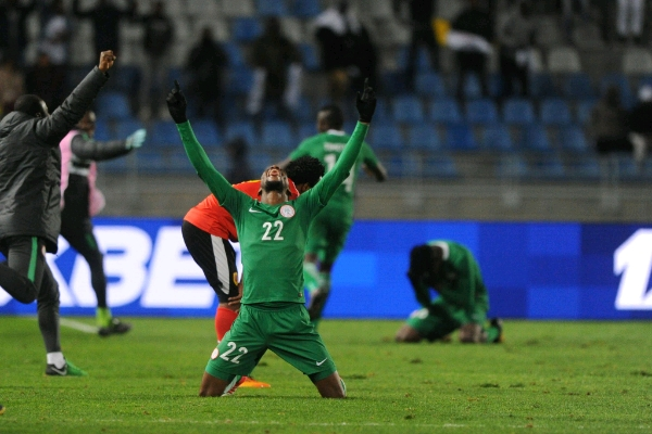 CHAN: Brave Home Eagles Stop Sudan, Qualify For First-Ever Final