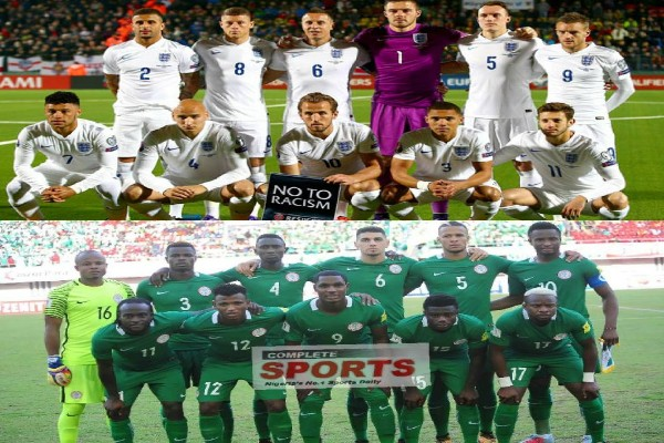 ENGLAND VS NIGERIA FRIENDLY: How African Teams Have Fared Against Three Lions