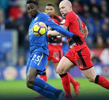 Liverpool Edge Out Burnley As Ndidi Stars In Leicester Win, Iheanacho Benched