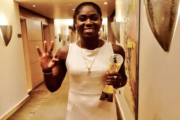Oshoala: France Friendly Not Enough For Super Falcons