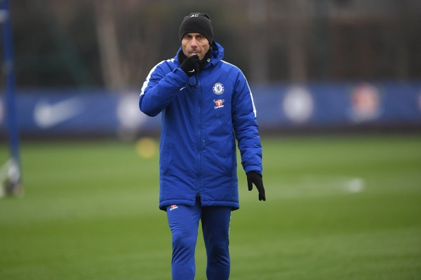 Conte: I Don't Think Chelsea Have Interest In Sanchez, We Have To Start Scoring