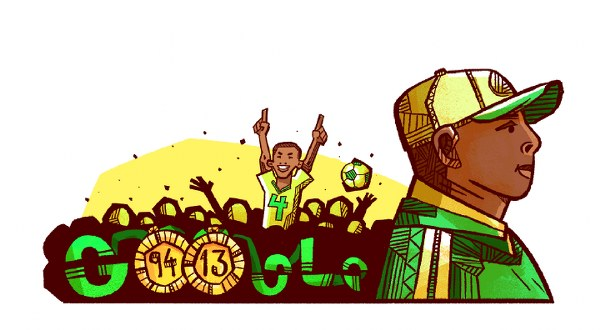 Google Honours Keshi With Doodle