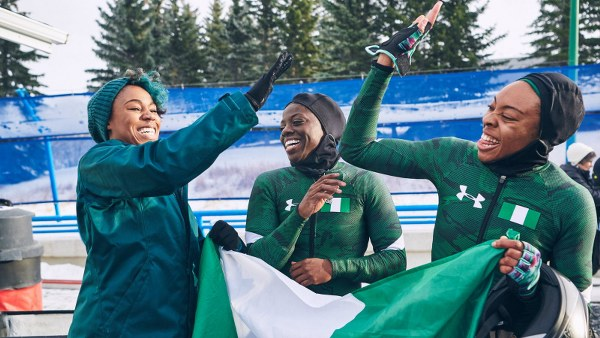Travelstart Nigeria, KLM To Fly Nigeria's Historic Bobsled Team To 2018 Winter Olympics