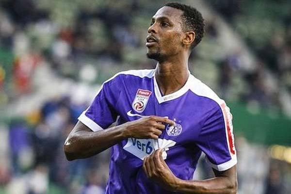 Alhassan Scores As Austria Wien Claim Big Win In Friendly