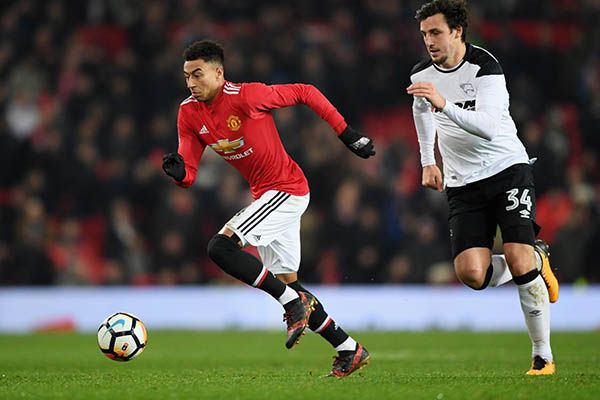 FA Cup: Lingard, Lukaku On Target As Man United Advance