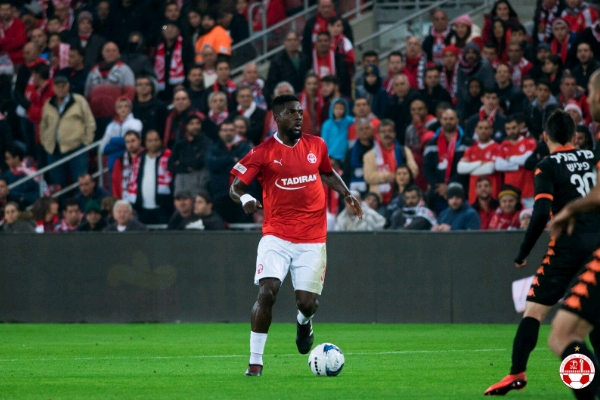 Ogu Pleased With Winning Goal For Hapoel In Play-off Victory Over Bnei Yehuda