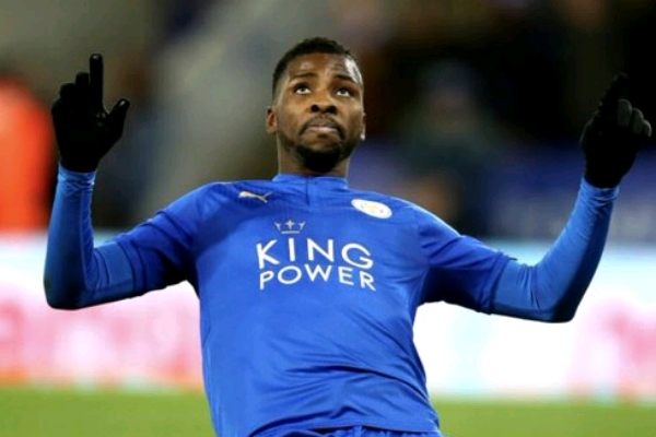 Puel Tasks Iheanacho To Replicate FA Cup Form For Leicester In The EPL