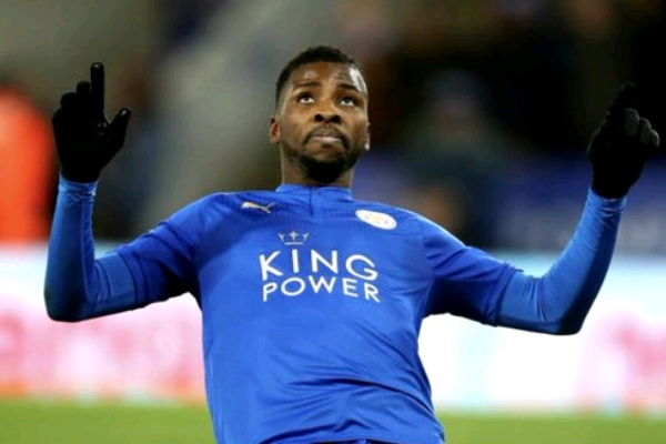 Iheanacho Happy To End Goal Drought In Leicester Win Vs Fleetwood