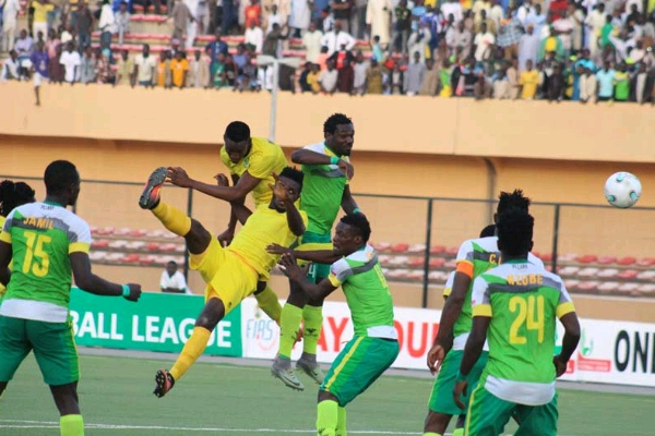 LMC Fine Kano Pillars, Katsina United, Heartland For Crowd Trouble