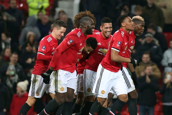 FA Cup: United, City Draw Lower League Foes; Chelsea Get Newcastle